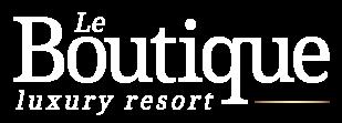 Le Boutique Resort Logo